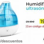 humidificador amazon