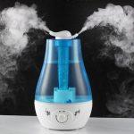 humidificadores de vapor frio y caliente