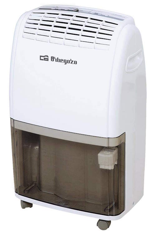 deshumidificador Orbegozo DH 2060