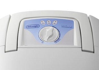 deshumidificador DeLonghi DEM 10 panel de control