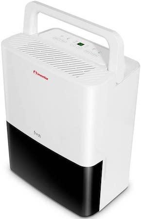 Inventor Fresh 12L, Deshumidificador Portátil con Refrigerante R290