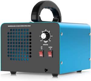 MELOPHY Generador de ozono, 28000mg / h Dispositivo de ozono