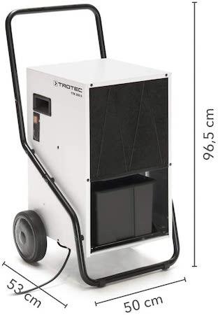 TROTEC Deshumidificador TTK 350 S