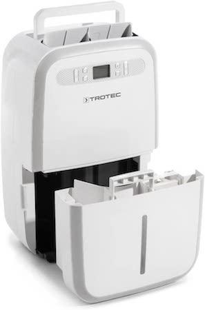 TROTEC Deshumidificador eléctrico TTK 95 E