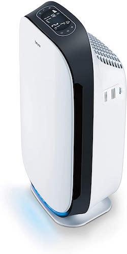 Beurer LR500 - Purificador de Aire con Bluetooth-Wifi, limpieza mediante filtrado 3 capas