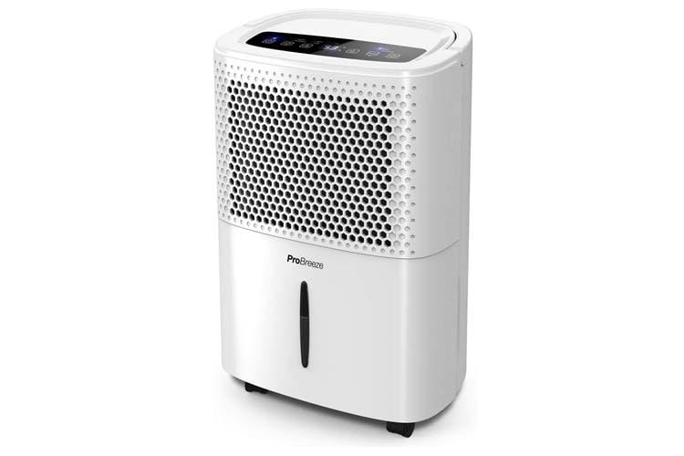 Deshumidificador y secador de ropa Pro Breeze 12L