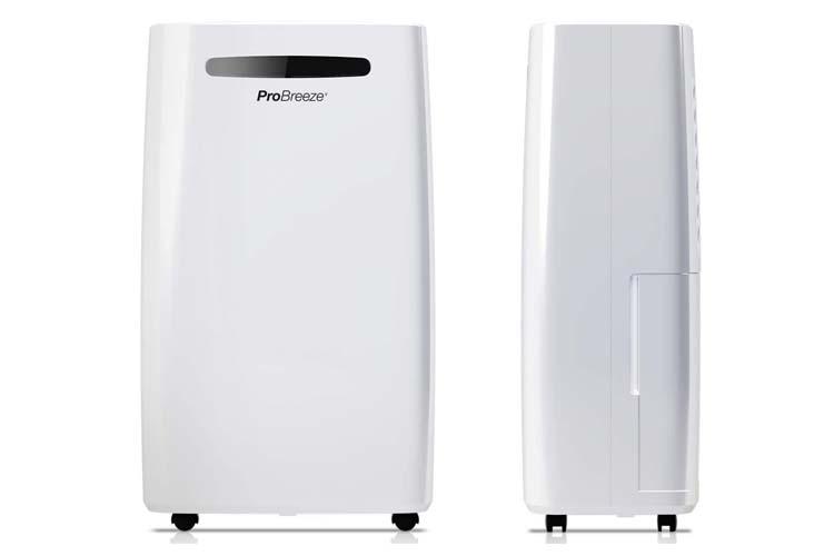 Deshumidificador y secadora Pro Breeze 20L