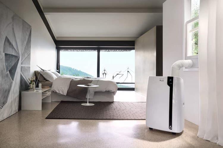 Aire acondicionado portátil De'Longhi PAC EX100 Silent