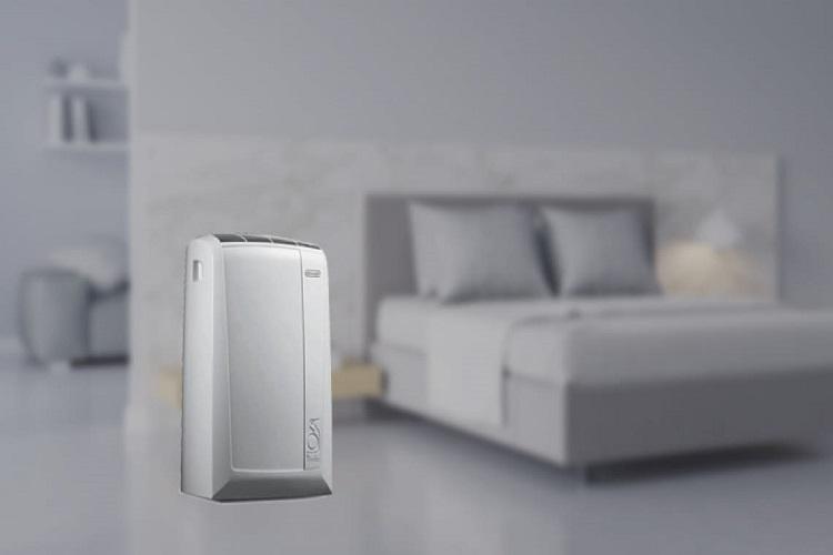 Aire acondicionado portátil De'Longhi Pac N82 Eco