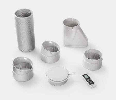 De'Longhi Pac N90 Eco Silent accesorios-min